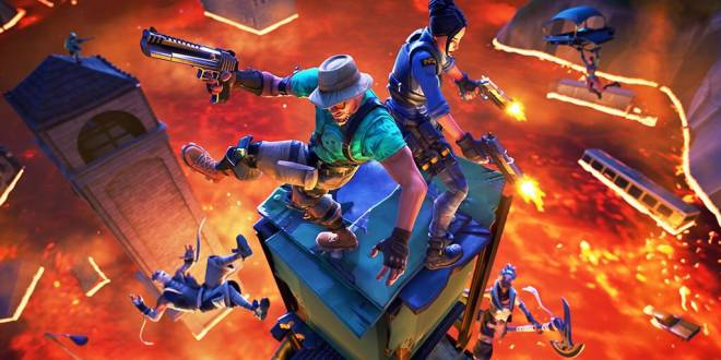 Fortnite: Battle Royale - NEW LTM FLOOR IS LAVA  image 2
