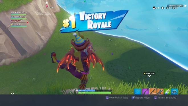Fortnite: Battle Royale - I'm Just Clowning Around In Pubs image 2
