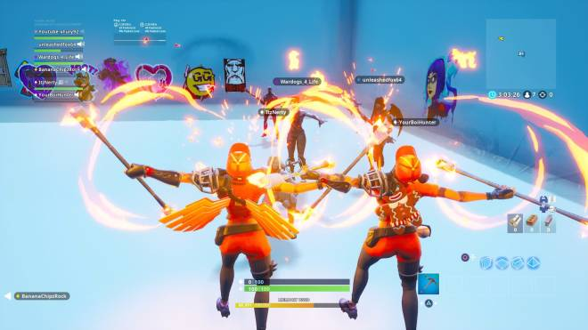 Fortnite: Battle Royale - Fury Flexes: Playing with Fire 🔥  image 3