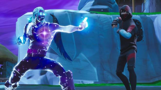 Fortnite: Battle Royale - Galaxy vs Ikonik?  image 4