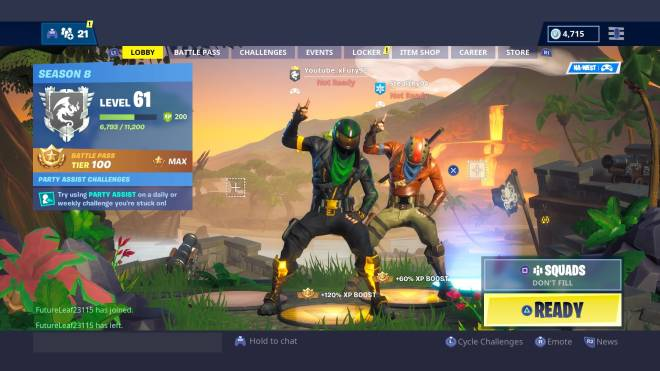 Fortnite: Battle Royale - Idk what we're doing😂 image 2