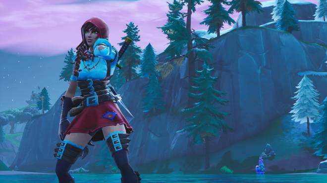 Fortnite: Battle Royale - Fable Showcase (Little Red Riding Hood) image 14