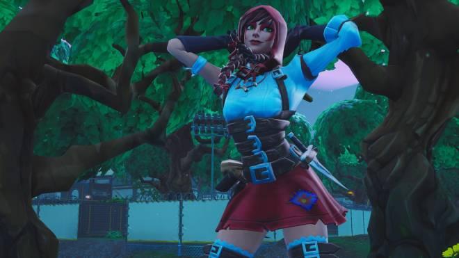 Fortnite: Battle Royale - Fable Showcase (Little Red Riding Hood) image 3