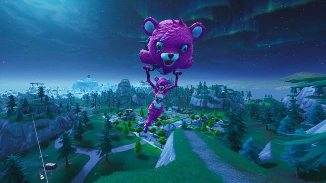 Fortnite: Battle Royale - NEW GLIDER PHOTO SHOOT  image 7