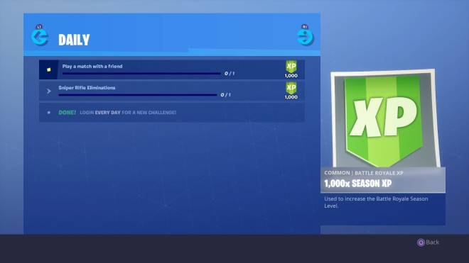 Fortnite: Battle Royale - Hardest Daily Challenge in Fortnite #NoFriends image 2
