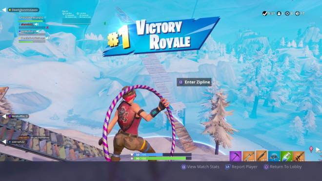 Fortnite: Battle Royale - 1,200th Win!! LETS GO!💥 image 3