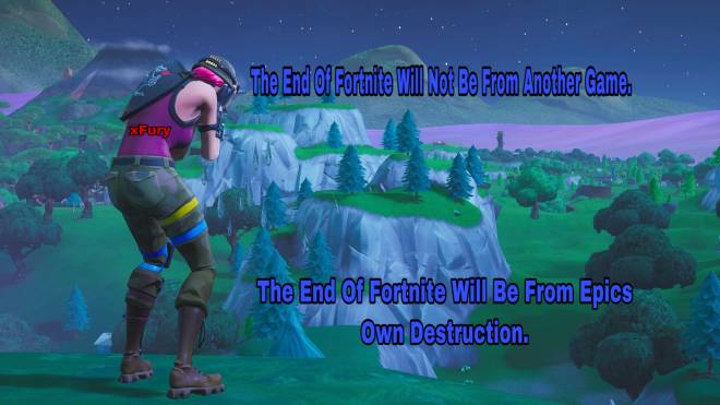 Fortnite: Battle Royale - My Personal Opinion About The Future Of Fortnite 💥 image 2