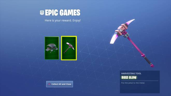 Fortnite: Battle Royale - Finally 🤣 Free Stuff for Having Save The World  image 2