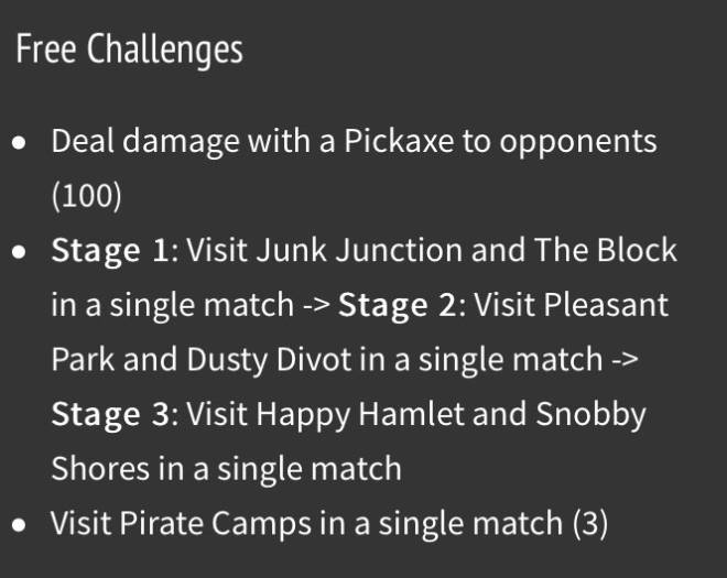 Fortnite: Battle Royale - WEEK 7 CHALLENGES OUT NOW  image 1
