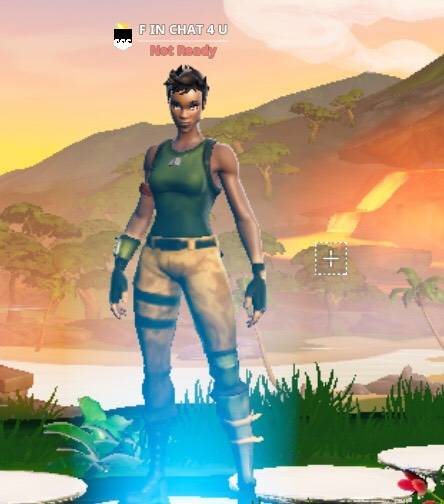 Fortnite: Battle Royale - Made a new epic account on iOS just to meme on 😂  image 1