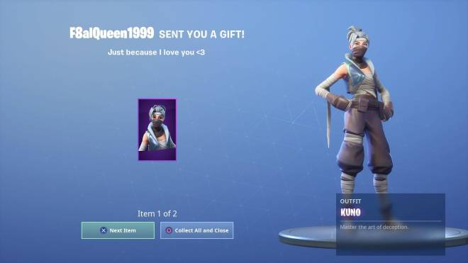 Fortnite: Battle Royale - QUEEN YOU'RE AN ANGEL ILY image 3