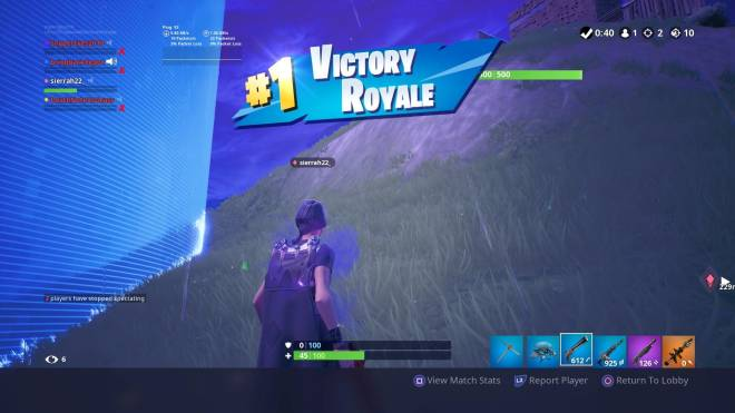 Fortnite: Battle Royale - #GettingDubs image 4