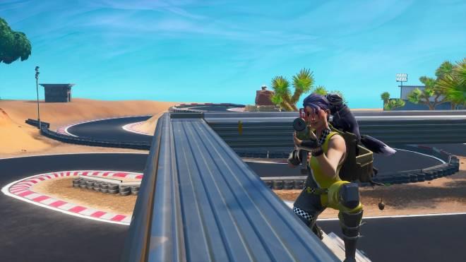 Fortnite: Battle Royale - Snyper's Action Shots Post 1 image 13