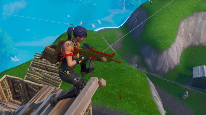 Fortnite: Battle Royale - Snyper's Action Shots Post 2 image 17