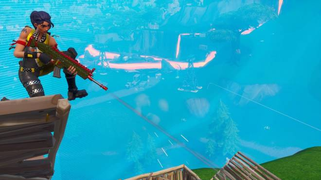 Fortnite: Battle Royale - Snyper's Action Shots Post 2 image 19