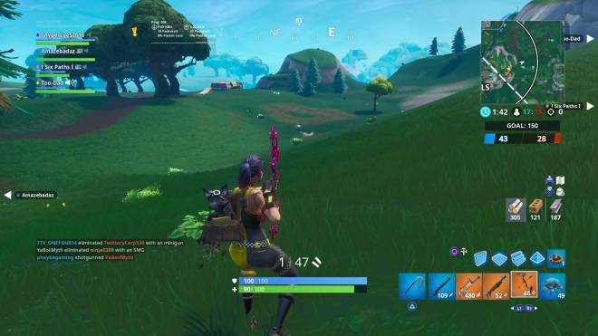 Fortnite: Battle Royale - Snypers Action Shots image 4