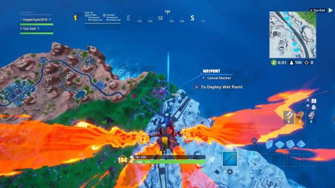 Fortnite: Battle Royale - Snypers Action Shots image 2