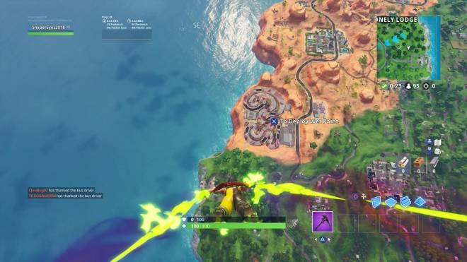 Fortnite: Battle Royale - Snypers Action Shots image 7