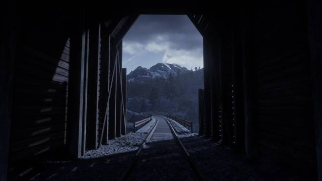 Red Dead Redemption: General - Extra Photos with Ox and Solid. image 3
