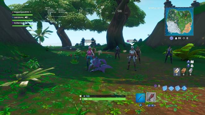 Fortnite: Battle Royale - Anyone Call For A Bodyless Pirate? image 9