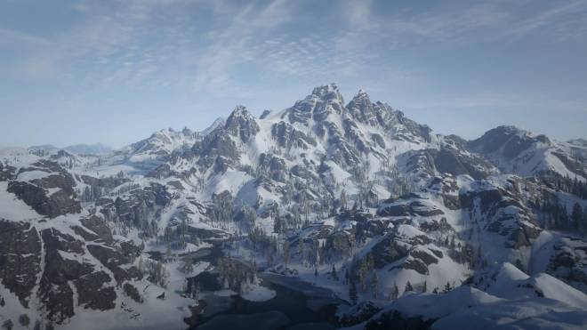 Red Dead Redemption: General - Snow Themed Photos image 2