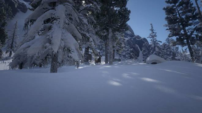 Red Dead Redemption: General - Snow Themed Photos image 5