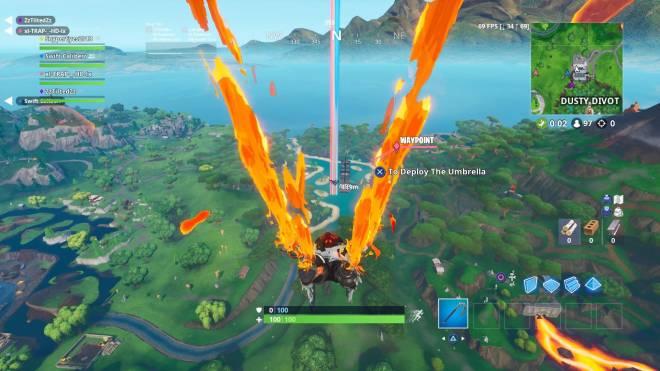 Fortnite: Battle Royale - Just Some Shots During Games image 2