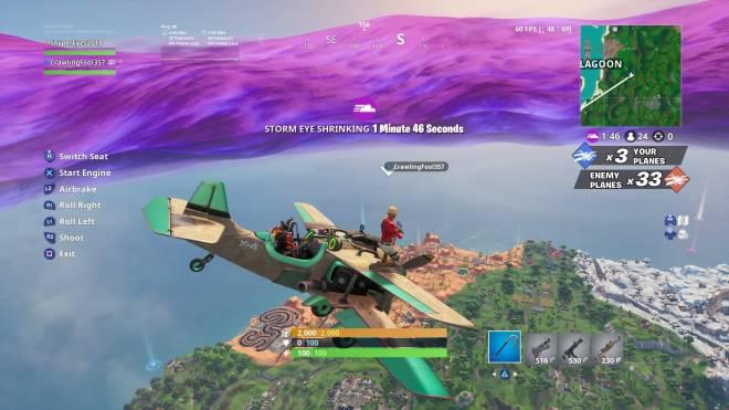 Fortnite: Battle Royale - Just Some Shots During Games image 5