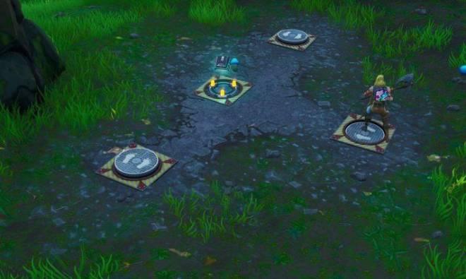 Fortnite: Battle Royale - Fortbyte 82 Location Guide image 6