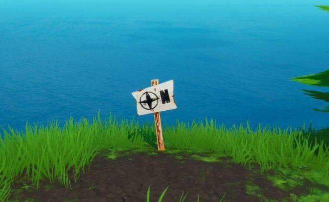 Fortnite: Battle Royale - Fortbyte 32 Location Guide image 2