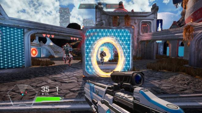 Splitgate: General - Why the Next Big Game WON'T Be a Battle Royale image 3