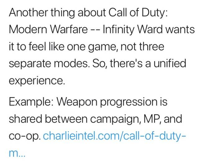 Call of Duty: Promotions - CALL OF DUTY: MODERN WARFARE  image 6