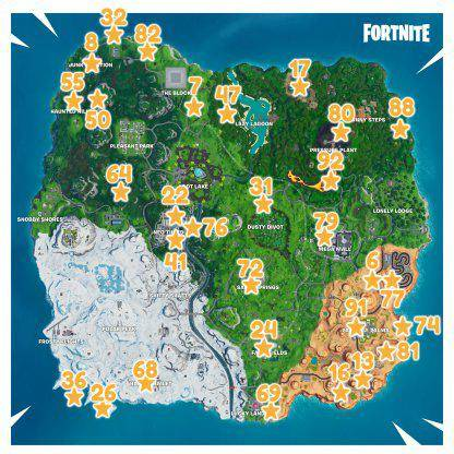 Fortnite: Battle Royale - Fortbyte 88 Location Guide image 12