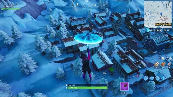 Fortnite: Battle Royale - Fortbyte 68 Location Guide image 2