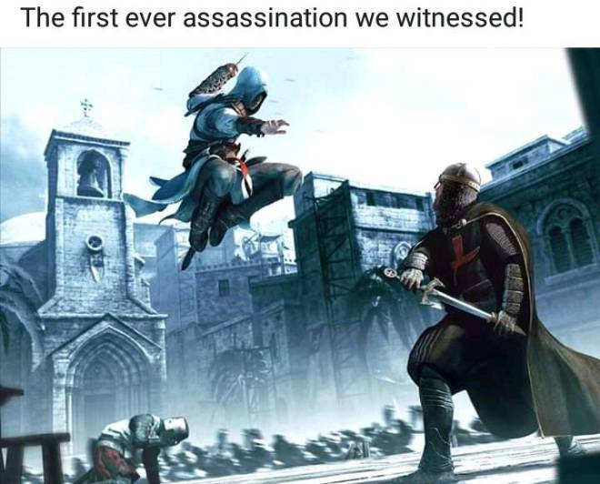 Assassin's Creed: General - Back to the 2000s image 1
