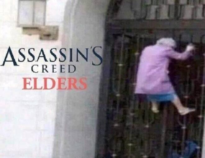 Assassin's Creed: General - Grandma!! image 1