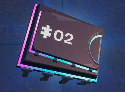 Fortnite: Battle Royale - Fortbyte #2 Location Guide image 2