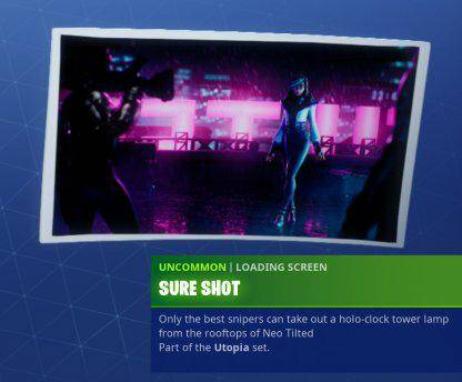 Fortnite: Battle Royale - Fortbyte #2 Location Guide image 6