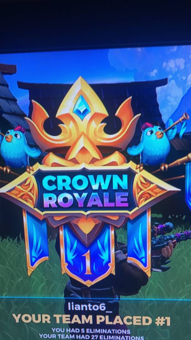 Realm Royale: General - Come watch me catch dubs in realm royale😁 image 2