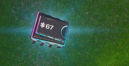 Fortnite: Battle Royale - Fortbyte #67 Location Guide image 2