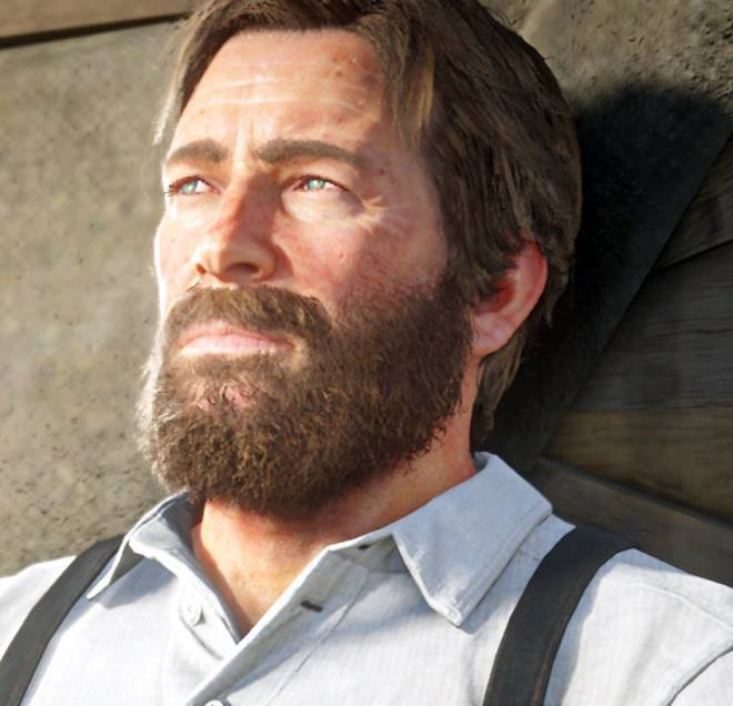 Red Dead Redemption: General - What's your fav character and why? (mines Arthur)  image 1