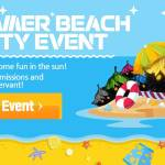 [Event] Summer Beach Party Event (6/3 ~ 6/30 CDT)