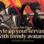 [Event] Avatar Sale Event (After 3.3.6 Maintenance ~ 6/19 CDT)