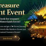 [Event] Treasure Hunt Event (5/2 ~ 5/29 CDT)