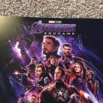 Pre-ordered avengers endgame and got some goodies