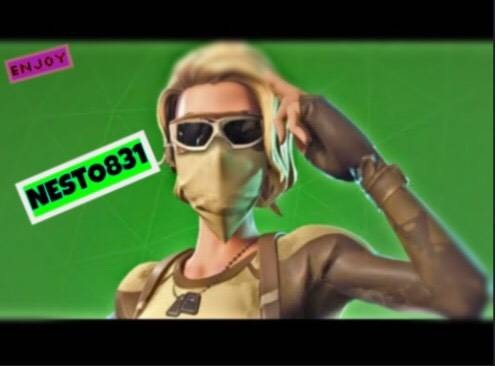Fortnite: Promotions - Hey go like and watch my most recent video #clanME image 1