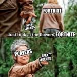 Just a little battle royale meme...