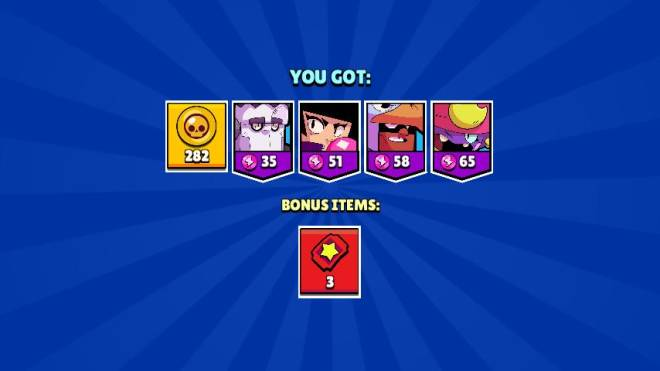 Brawl Stars: General - My Mega Box Opening! AWESOME REWARD!!!! Click on this post to see the rewards image 3