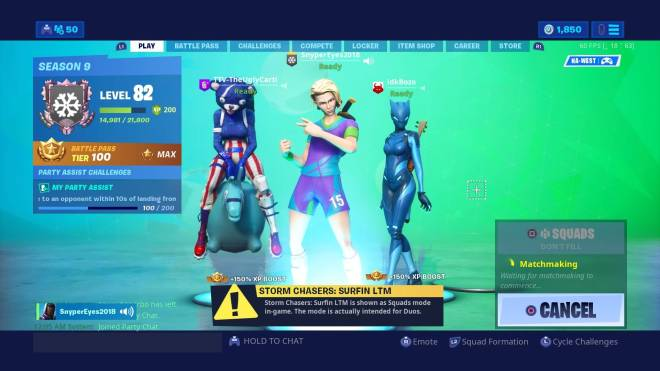 Fortnite: Battle Royale - What would you do if we came at you? image 2