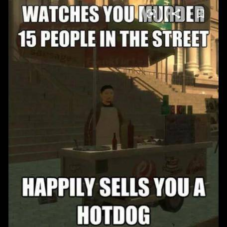 GTA: Memes - Real ones never snitch image 1